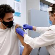 Covid-19: Justin Trudeau a reçu une première dose du vaccin AstraZeneca