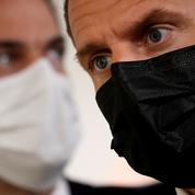 Vaccins : Macron pour des dons aux pays démunis mais contre une levée des brevets