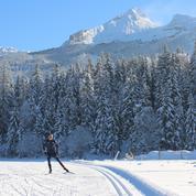 Dans une France privée de remontées mécaniques, le ski de fond a explosé