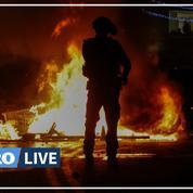 À Jérusalem, plus de 120 blessés lors d'une nuit de violences