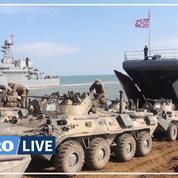 L'armée russe a commencé son retrait des abords de l'Ukraine