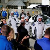 Les astronautes de Space X sont habillés par un costumier hollywoodien