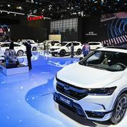 Honda vise 100% de ventes de véhicules électriques en 2040 sur ses principaux marchés