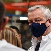 Bruno Le Maire promet d'aider les entreprises à passer «le mur de la dette»
