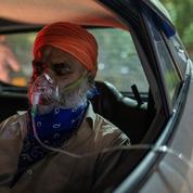 L'Inde victime de la plus forte vague épidémique de Covid-19