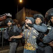 Après les violences, la police rouvre l'accès aux abords de Jérusalem-Est