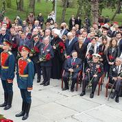 Dans l'ex-Stalingrad, les vétérans rendent hommage aux soldats tombés lors de cette bataille de 200 jours