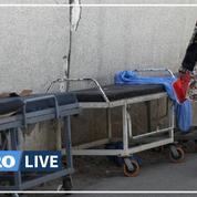 Irak : au moins 82 morts dans l'incendie d'un hôpital dédié au Covid-19