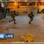 Nouveaux accrochages à Jérusalem, après un appel au calme de Netanyahou