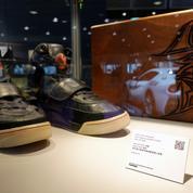 Des baskets de Kanye West vendues 1,8 million de dollars