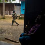 Colombie : plus de 27.000 déplacés au premier trimestre de 2021