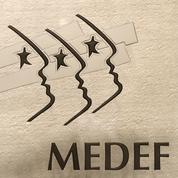 Entreprises: le «mur des faillites» peut être évitable pour le président du Medef