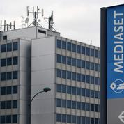 Mediaset: bénéfice net en baisse de 26% en 2020, sous l'effet du virus