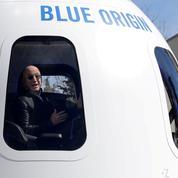 Plainte de Blue Origin contre le choix de SpaceX par la Nasa pour retourner sur la Lune