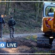 Affaire Mouzin : les fouilles ont repris dans les Ardennes, appuyées par la découverte d'un riverain