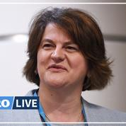 La première ministre d'Irlande du Nord Arlene Foster annonce sa démission