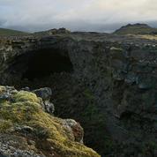 Une grotte volcanique islandaise abritait un site rituel viking lié au Ragnarök