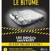 Dépôts sauvages : une campagne choc pour gagner la bataille de la propreté à Limoges