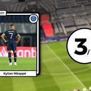 Les notes du PSG contre Manchester City : Mbappé fantomatique, Gueye voit rouge