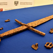 Découverte en Pologne, une épée médiévale pourrait avoir été employée à la bataille de Grunwald