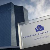 Zone euro: la croissance des crédits aux entreprises ralentit en mars, selon la BCE