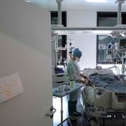 Covid-19 : 321 morts en 24 heures, 5804 malades en soins critiques