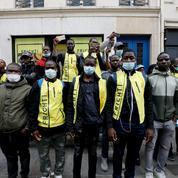 Livreurs Frichti sans-papiers: audience aux prud'hommes le 3 décembre
