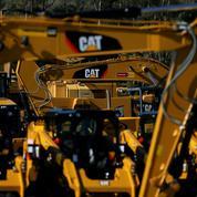 Caterpillar profite d'une demande en hausse au premier trimestre