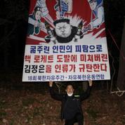 Envoi de tracts anti-Pyongyang depuis la Corée du Sud en dépit d'une interdiction