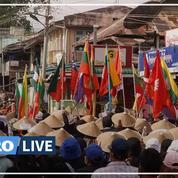 Birmanie: des manifestants appellent à un «printemps révolutionnaire»