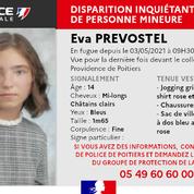 Disparition inquiétante d'une collégienne de 14 ans à Poitiers