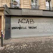 «ACAB Magnanville partout» : le procureur de la République saisi après un tag anti-police à Paris