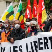 Violences du 1er-Mai: Philippe Martinez regarde vers l'extrême droite