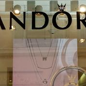 Le bijoutier danois Pandora renonce aux diamants issus des mines