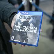 Activision Blizzard décolle grâce au jeu «Call of Duty»