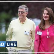 Divorce de Bill et Melinda Gates : une fortune de 124 milliards de dollars en jeu
