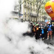 1er mai : les syndicats de plus en plus ciblés par la violence de jeunes manifestants