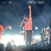 Les Red Hot Chili Peppers vendent leur catalogue pour au moins 140 millions de dollars