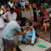 L'Inde a dépassé les 20 millions de cas de Covid-19