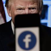 Donald Trump ne peut pas revenir sur le réseau Facebook
