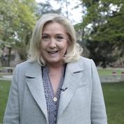 Départementales : Marine Le Pen candidate à Hénin-Beaumont dans le Pas-de-Calais