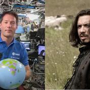 Une pétition pour que Thomas Pesquet regarde Kaamelott à bord de l'ISS