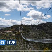 Frissons garantis : dix ponts piétons absolument vertigineux à traverser