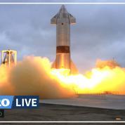 La fusée Starship de SpaceX réussit son atterrissage pour la première fois