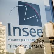 L'Insee prévoit une faible croissance d'environ 0,25% au deuxième trimestre