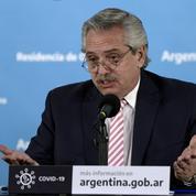 Le président argentin en tournée européenne pour évoquer les dettes du pays