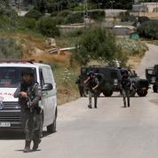 Cisjordanie : deux assaillants tués par la police israélienne lors d'une tentative d'attaque