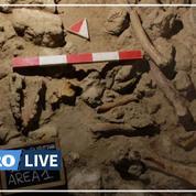 Découverte exceptionnelle des restes de neuf Néandertaliens dans une grotte en Italie