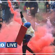 Colombie: le gouvernement dénonce une «campagne de stigmatisation» contre la police
