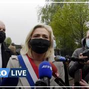 Dupond-Moretti, Mélenchon, Tapie : Marine Le Pen raille «les forts en gueule» missionnés contre le RN